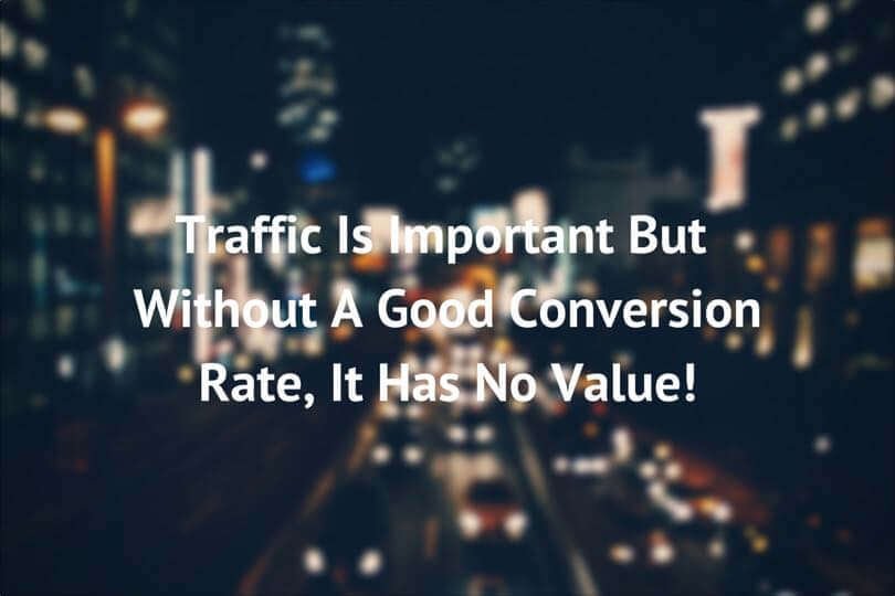 Traffic Is Not Everything