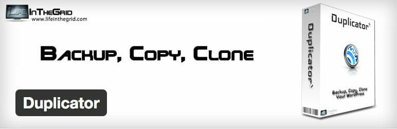 duplicator plugin cover