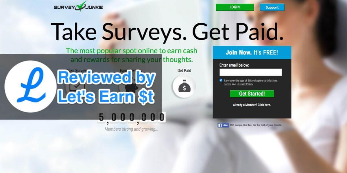 Survey Junkie Review 2021