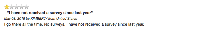 SurveyPolice review screenshot